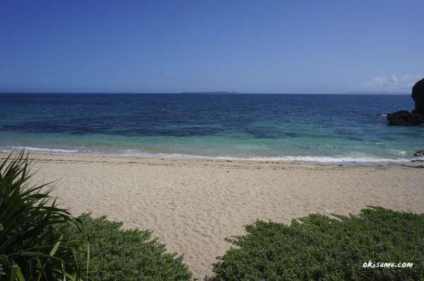 プラベートビーチ