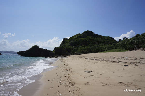 沖縄 穴場ビーチ