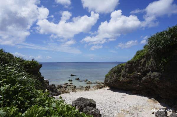 恩納村 穴場ビーチ