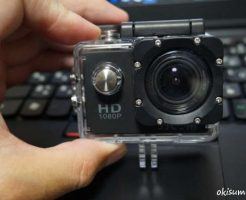 アクションカメラ sjcam sj400