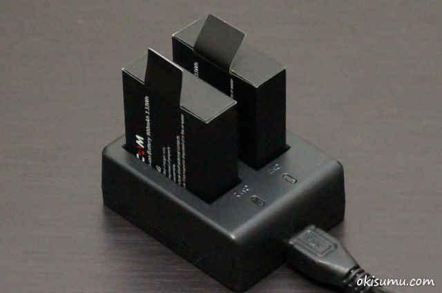SJ4000 バッテリーチャージャー